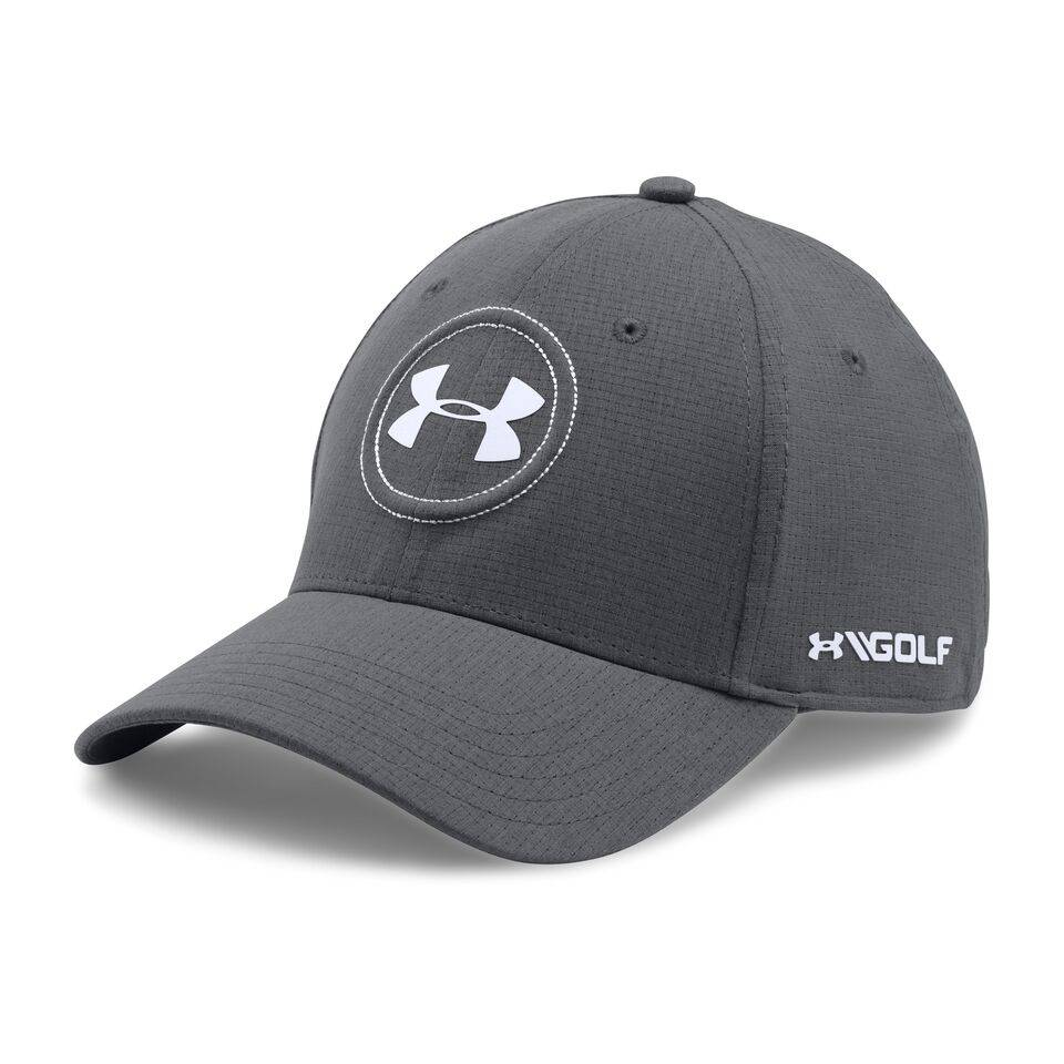 Under_Armour_Classic_fit_miesten_lippis_HARMAA